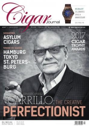 Cigar Journal Winterausgabe 4-2017