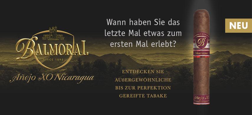 Balmoral Anejo XO Nicaragua Zigarren