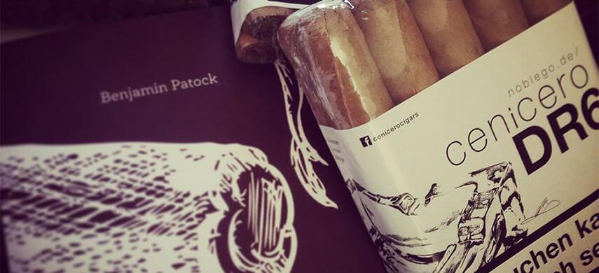 Die neuen Cenicero Zigarren
